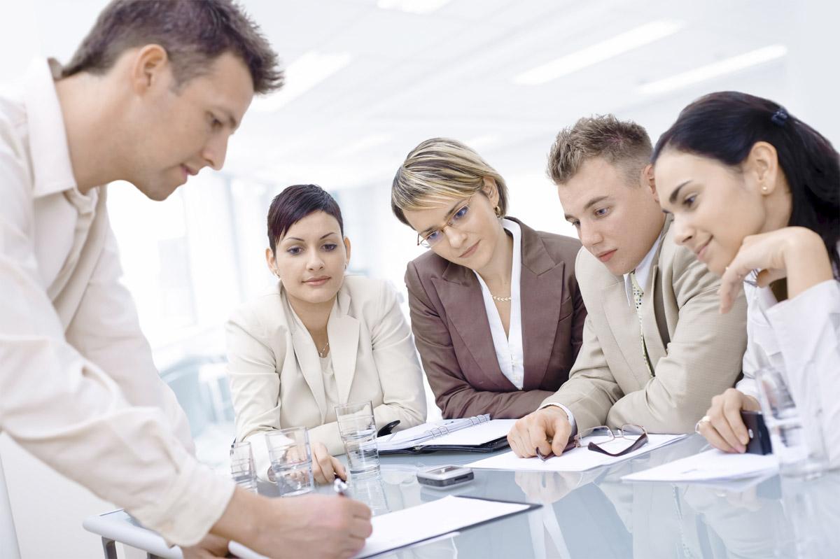 Une formation pour les chefs d'entreprise