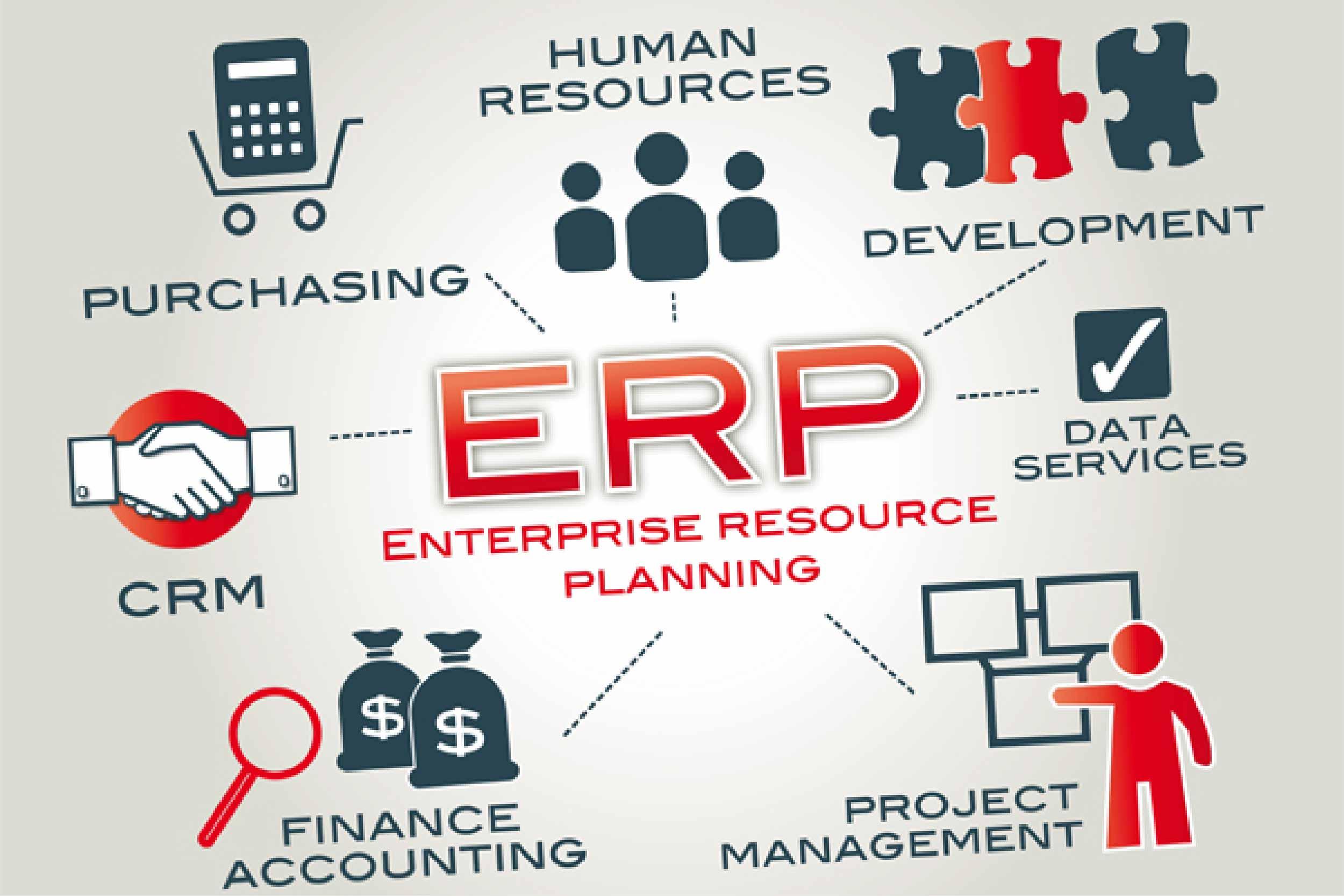 Informations ERP : comment fonctionne cet outil