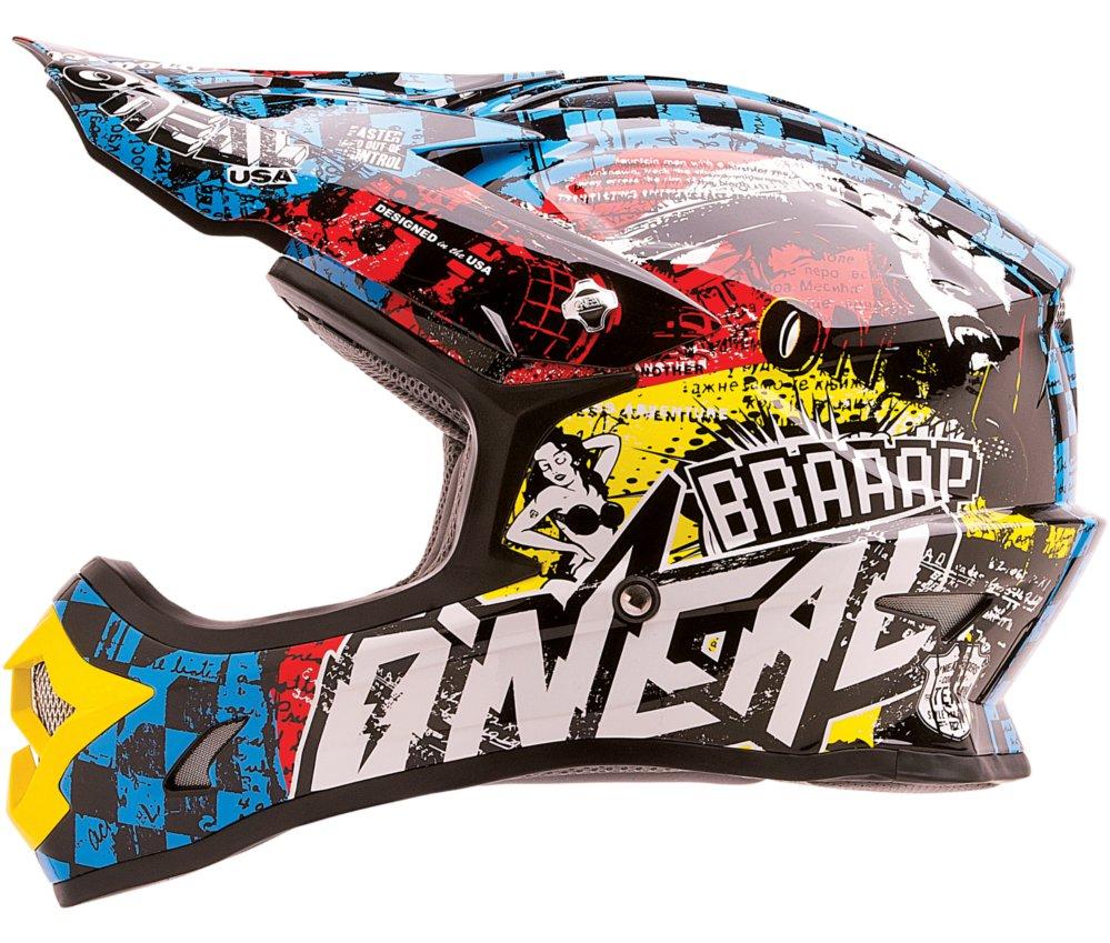 Tout savoir sur le casque de motocross