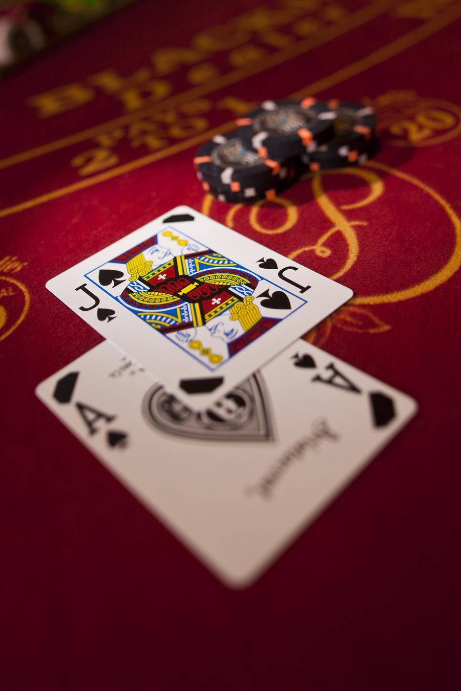 Blackjack : oser la martingale pour tourner sa chance